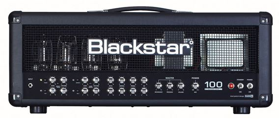 Blackstar Series One 104EL34 Guitar Amplifier Head