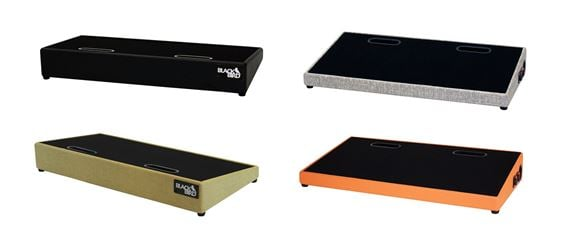 Blackbird Pedalboards 1224 Pedalboard Tolex with Gig Bag