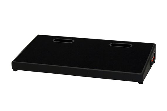 Blackbird Pedalboards 1224 Pedalboard Black Tolex with Gig Bag