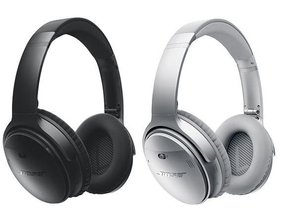 Bose QC35 QuietComfort Wireless Active Noise Cancelling Headphones