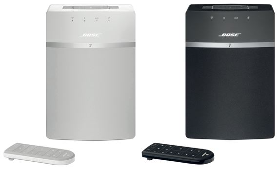 Bose SoundTouch 10 Wireless WiFi and Bluetooth Home Music System