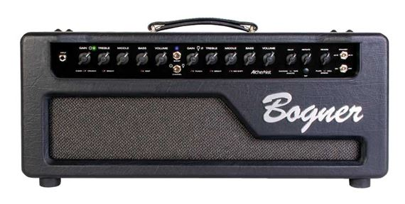 Bogner Alchemist Tube Guitar Amplifier Head