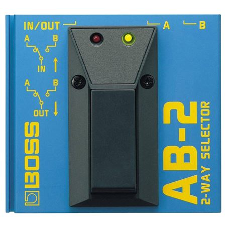 Boss AB2 AB Router Pedal