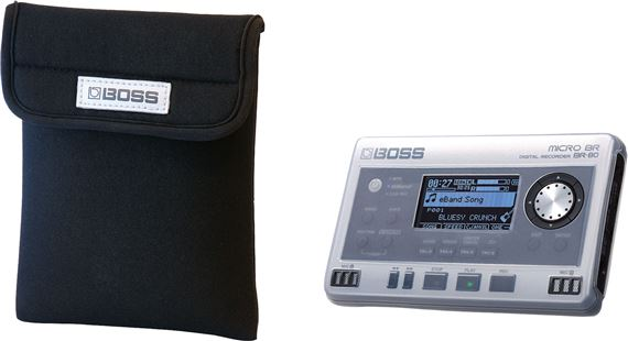 Boss BA BR80S Accessory Set for BR80 Recorder