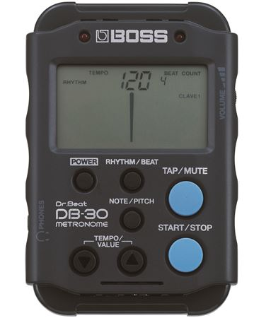 Boss DB30 Dr Beat Digital Metronome