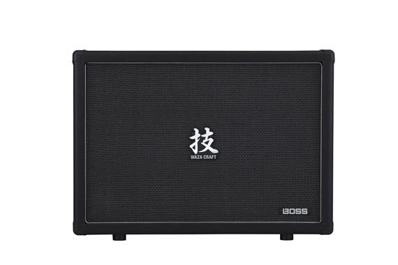 Boss WAZA 2X12 Guitar Amplifier Cabinet