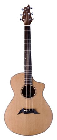 Breedlove American C25CRe Herringbone Acoustic Electric wCase