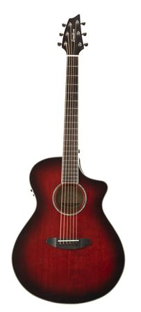 Breedlove Exclusive Run Pursuit Concert Acoustic Electric Guitart with Bag
