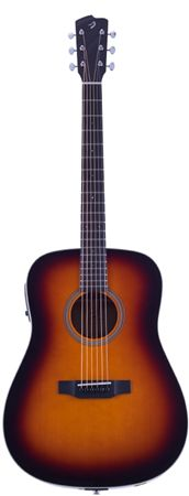 Breedlove Atlas Revival D SMe Acoustic Electric Guitar with Case