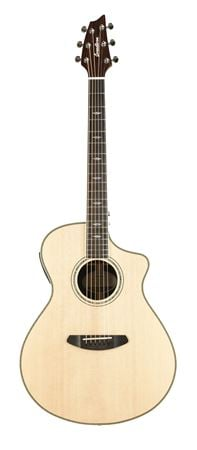 Breedlove Stage Concert Acoustic Electric Solid Sitka Top with Bag