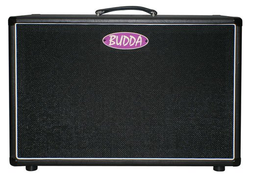 Budda 2x12 Closed Back Guitar Speaker Cabinet