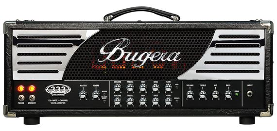 Bugera 333 Infinium Tube Guitar Amplifier Head