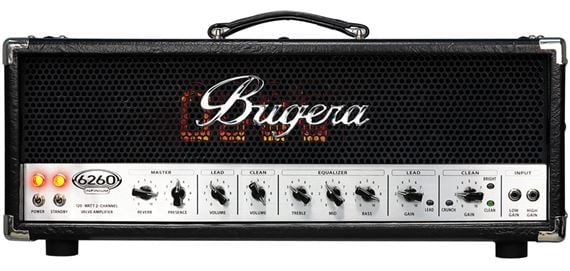Bugera 6260 Infinium Valve Guitar Amplifier Head
