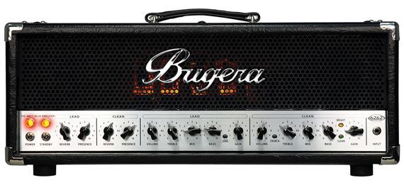 Bugera 6262I Infinium Guitar Amplifier Head