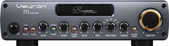 Bugera Veyron Mosfet BV1001M Bass Guitar Amplifier Head