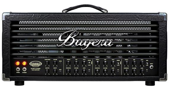 Bugera Trirec Infinium Tube Guitar Amplifier Head