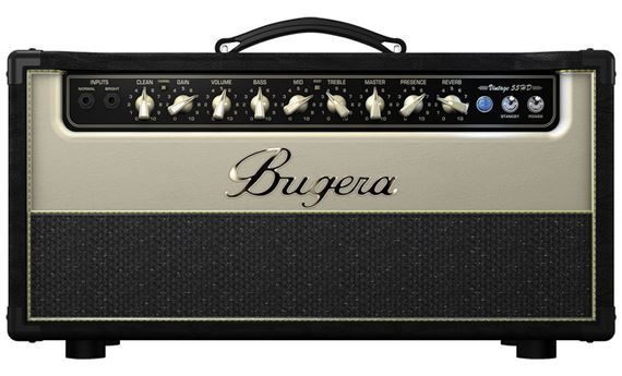 Bugera BUG V55HD Guitar Amplifier Head