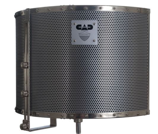 CAD Audio AS32 AcoustiShield Instrument Microphone Acoustic Enclosure