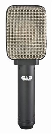 CAD Audio CADLive D82 Dynamic Moving Ribbon Microphone