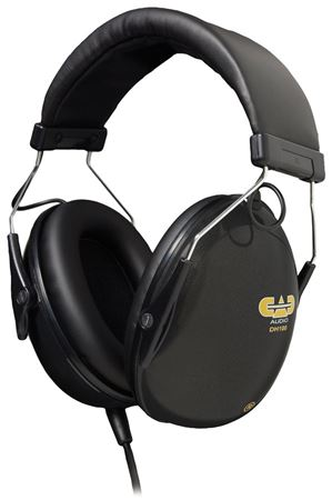 CAD Audio DH100 Drummers Isolation Noise Reducing Headphones