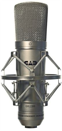 CAD Audio GXL2200 Cardioid Large Diaphragm Condenser Microphone