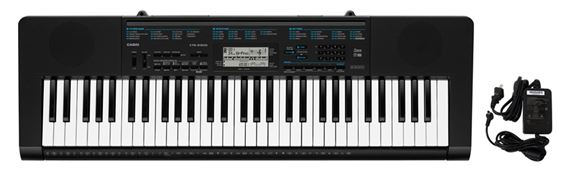 Casio CTK2300 61 Key Portable Keyboard