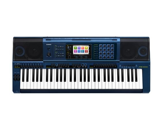 Casio MZX500 61 Key Arranger Workstation
