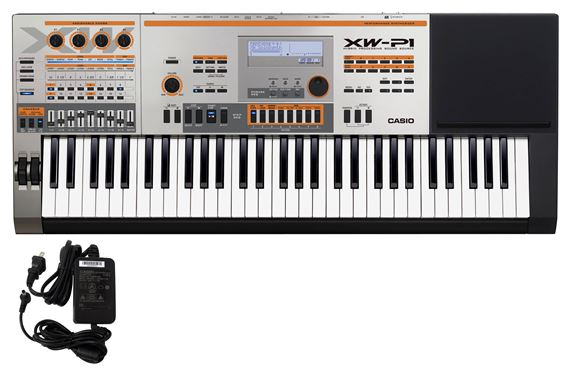 Casio XWP1 61 Key Keyboard Performance Synthesizer
