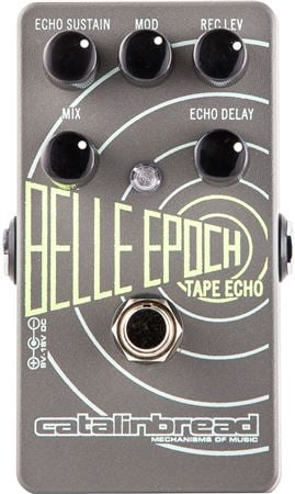 Catalinbread Belle Epoch EP-3 Tape Echo Guitar Pedal