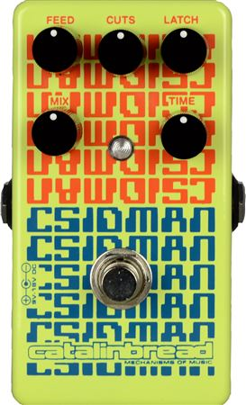 Catalinbread Csidman Glitch Stutter Delay Pedal