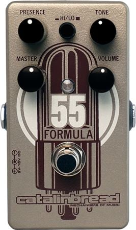 Catalinbread No 55 Vintage Tweed Deluxe Pedal