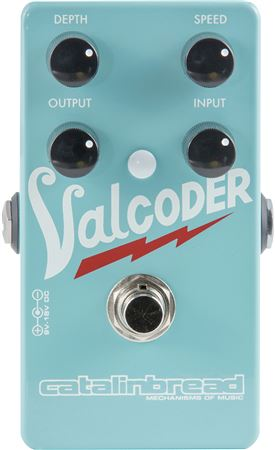 Catalinbread Valcoder Tremelo Effect Pedal