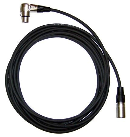 CBI MLN Microphone Cable 1 Right Angle