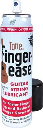 Chem-Pak TONE Fingerease Guitar String Lubricant