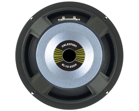 "Celestion BL10-200X Green Label 10"" Bass Guitar Speaker"