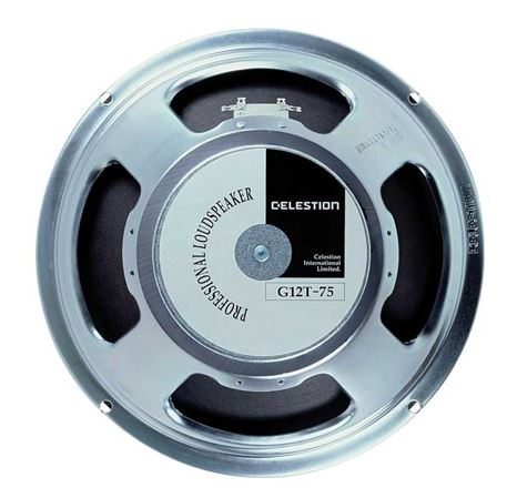 Celestion G12T75 12 Inch Guitar Speaker 75 Watts