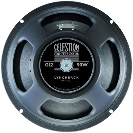 Celestion G1250GL Lynchback 12 Inch Guitar Speaker 50 Watts