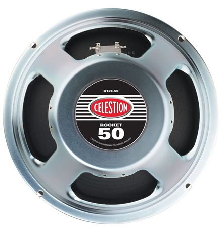 Celestion Rocket 50 12 Inch Guitar Speaker Package 50 Watts