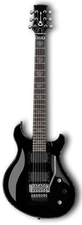 Charvel Desolation DC-1 FR Electric Guitar with Floyd Rose