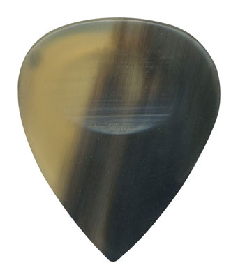Clayton Exotic Horn Guitar Picks 3 Pack