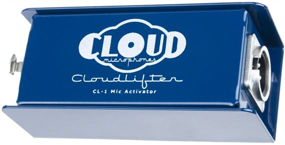 Cloud Microphones Cloudlifter CL1 Single Channel Inline Mic Activator