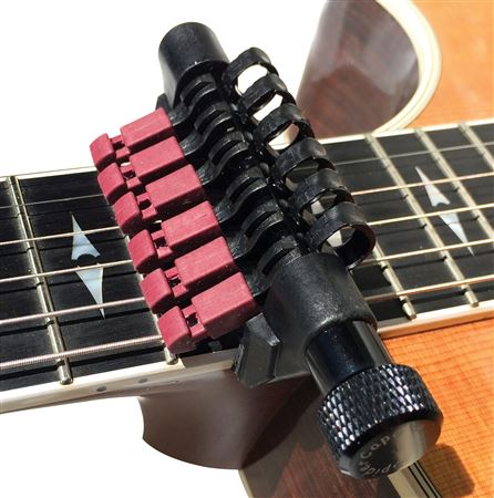 SpiderCapo Harmonik Glove Mutes for SpiderCapo