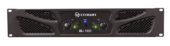 Crown XLI1500 Power Amplifier