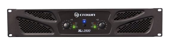 Crown XLI2500 Power Amplifier