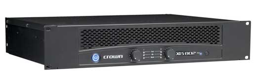 Crown XLS 802 Power Amplifier