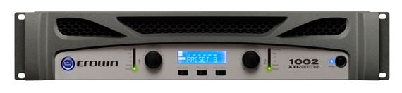 Crown XTi1002 DriveCore Two Channel 500W At 4 ohms Power Amplifier