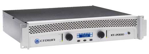 Crown XTI2000 Power Amplifier
