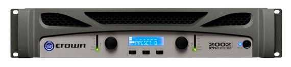 Crown XTi2002 DriveCore Two Channel 800W At 4 ohms Power Amplifier