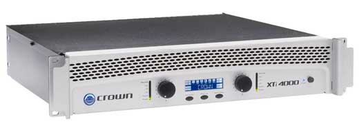 Crown XTI4000 Power Amplifier