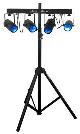 Chauvet DJ 4PLAY Moonflower Light Bar Lighting Effect
